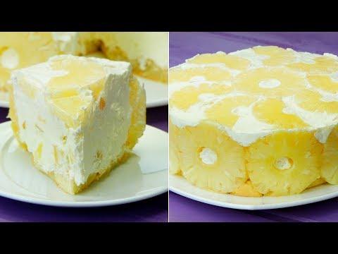 gâteau-à-l'ananas-simple.-recette-gâteau-à-l'ananas-facile-et-rapide-ǀ-savoureux.tv