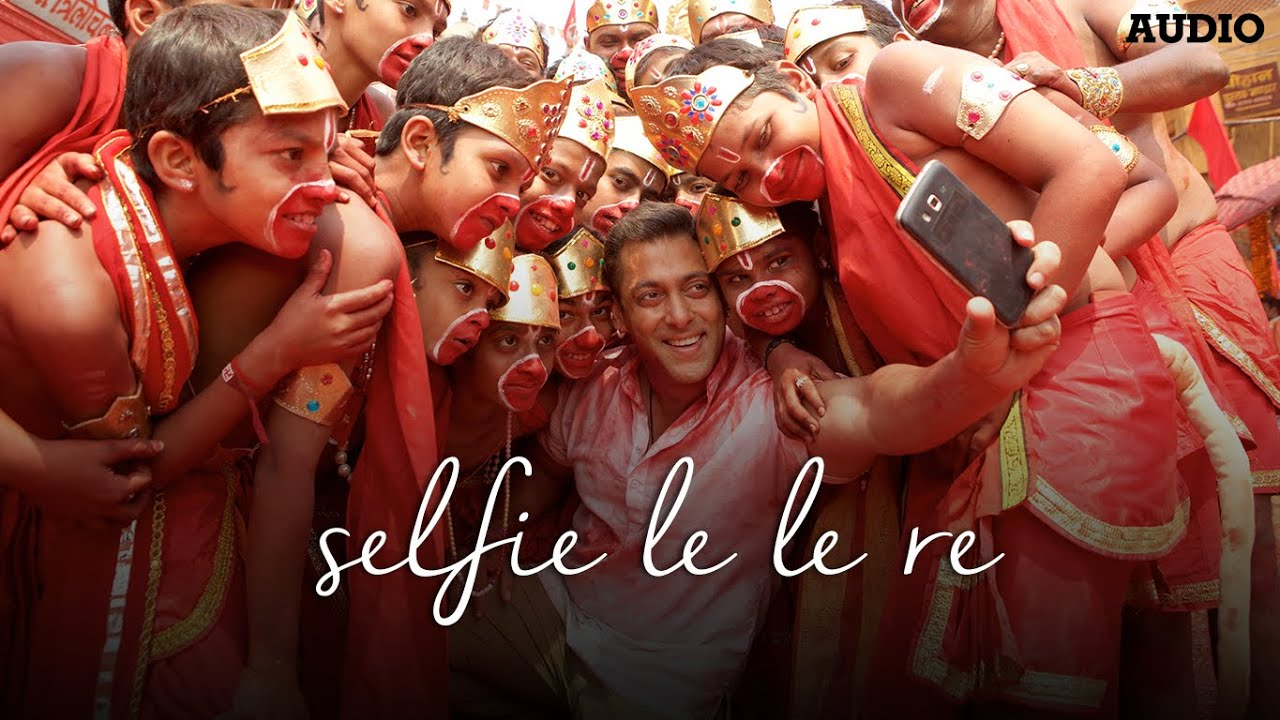 Selfie Le Le Re Full Audio Song Bajrangi Bhaijaan Salman Khan