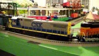 mth train layouts