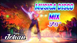 MIX MUSICA DISCO  70 & MAS / BEE GEES , JOHN TRAVOLTA, DONNA SUMMER, BONEY M, OLIVIA NEWTON JOHN