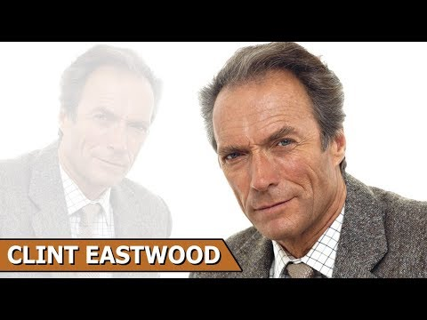 `STEEL GAZE' An Unauthorized story on Clint Eastwood | American Actor | Full biography
