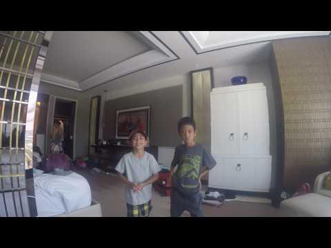 Julian and Mason live from Manila