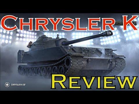 Chrysler K review Wotb