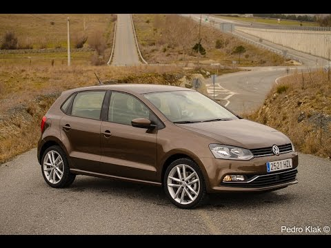 vw polo tdi 90 2015 advance prueba youtube. Black Bedroom Furniture Sets. Home Design Ideas