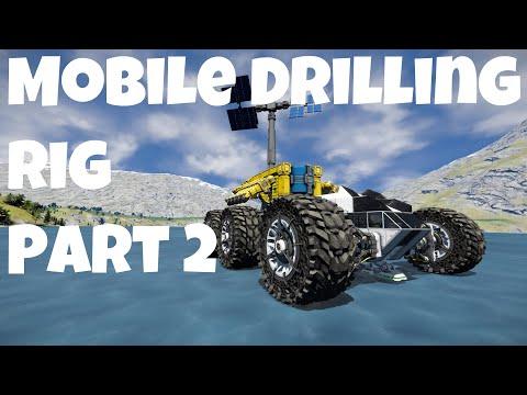 Mobile Drilling Rig Part 2 - Build Along