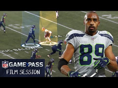 Doug Baldwin Analyzes his Route Running Technique vs. Top Cornerbacks