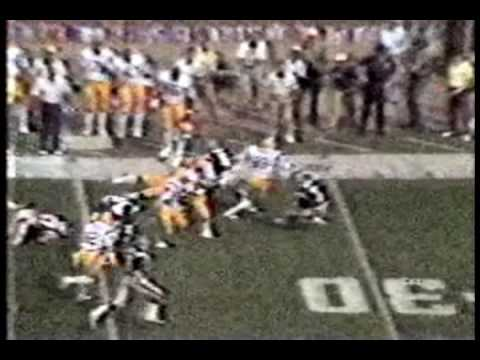 WAFB promo 1984 Sunday Sports Final Tim Brando