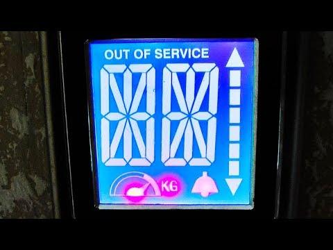 Итальянские лифты снова все сдохли одновременно