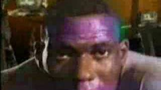 Reebok Kamikaze with Shawn Kemp commercial
