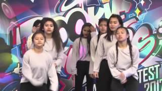 31  廠商會蔡章閣中學|中學組排舞|Rookie Star