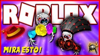 New to ROBLOX: Items DIA De Los MUERTOS FEDORA FREE ? ANIMATIONS AND ANTHROS !!