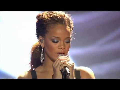 Rihanna - Unfaithful (Live Mobo Awards)