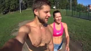 видео Бег по лестнице для похудения