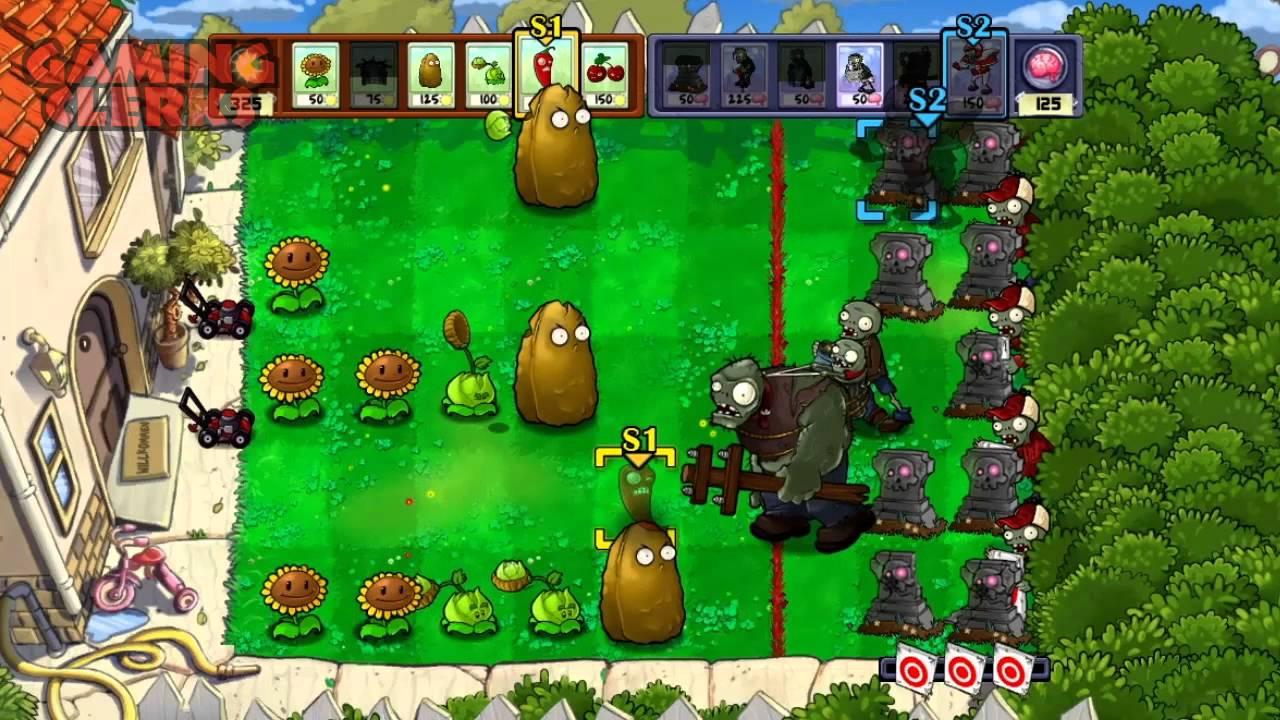minecraft pflanzen gegen zombies