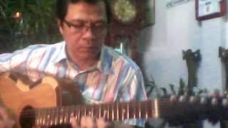 Độc tấu guitar điệu LÝ  CON SÁO