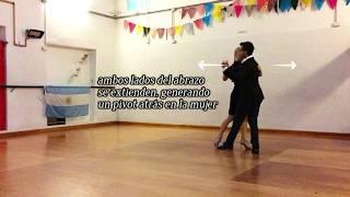 Online Tango Lessons - Clase 2 ¨La media vuelta y sus variaciones ¨