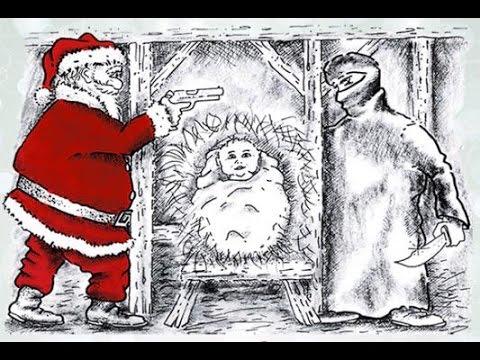 Breaking News December 2014 President Obama Calls Troops Santa in Fatigues'