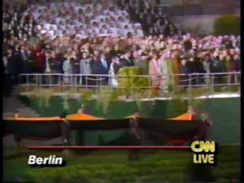 German Reunification, CNN, 1990.10.3