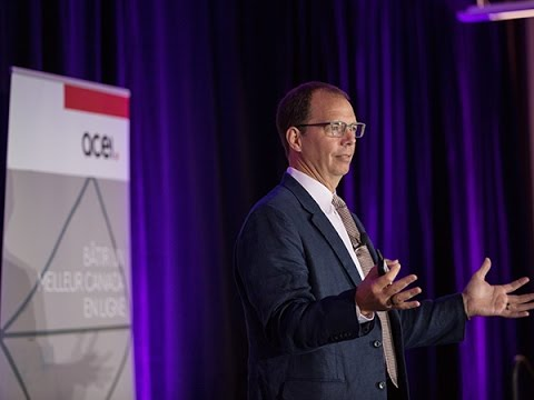 State of the Internet in Canada – Byron Holland at Canadians Connected 2016