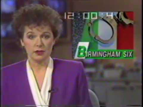 CHEK TV Noon News Friday March 15, 1991