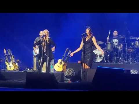 Patty Pravo e Nina Zilli - La bambola Amiche in Arena 19/09/2016