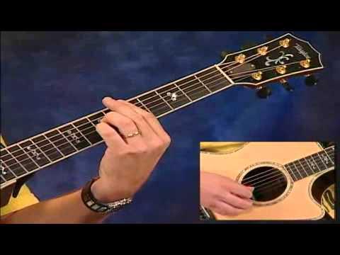 Guitar Chord Progression Using Add-2 Chords