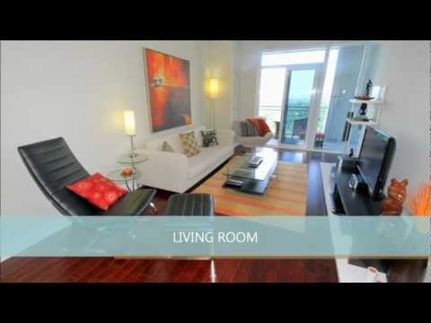 Waterfront Condo - Explorer, #1015 - 58 Marine Parade Dr. Toronto, ON by ANIA BASKA