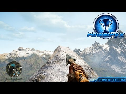 Far Cry Primal - Kanda of Faith Trophy / Achievement Guide (Peak of Pardaku Lookout)