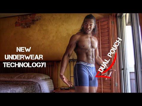THE NEW JOCK STRAP! MODELING MEN'S UNDERWEAR w/ SEPARATEC!