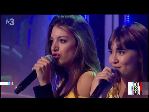 Tot es mou - Aitana i Ana Guerra actuen en directe al 'Tot es mou'