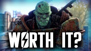 Fallout - Is Being a Super Mutant Worth It?