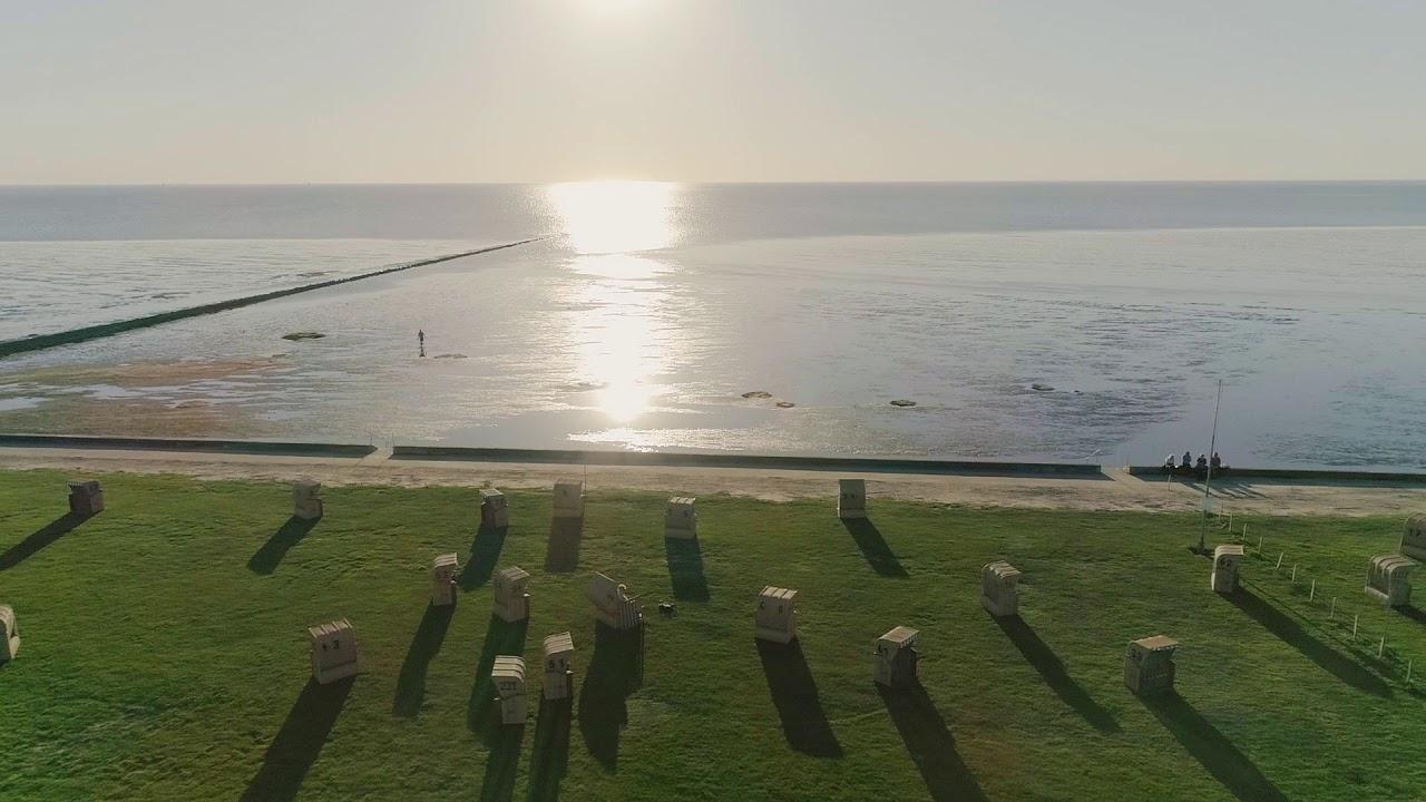 Luftaufnahmen von Dorum/Wurster Nordseeküste 1