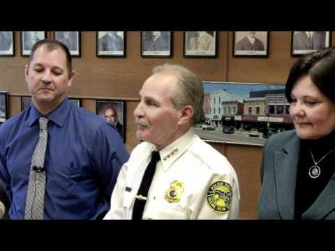 OLEAN drug arrests 3 1