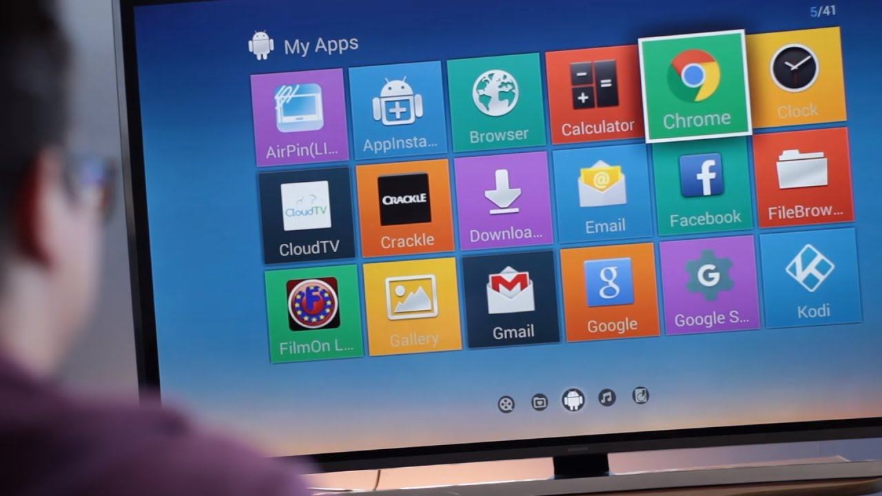 Android Tv Box Mxq Espa 241 Ol M 225 S Que Smart Tv Netflix