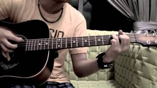 Blues - Big Bang (빅뱅) fingerstyle by GuitarStrings