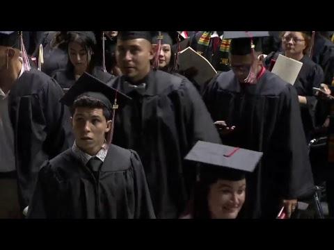 2018 Fresno City College Commencement Ceremony