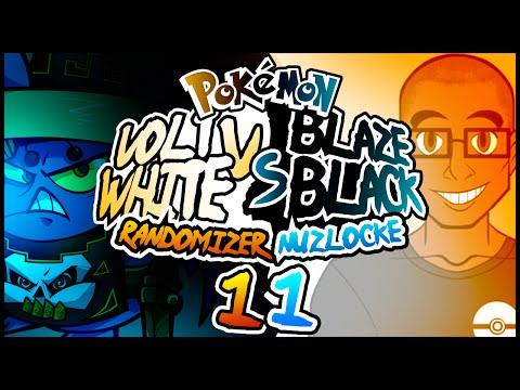STEALING INTROS! | Pokemon Blaze Black & Volt White Randomized Nuzlocke VS w/ Unlawfulexile - #11