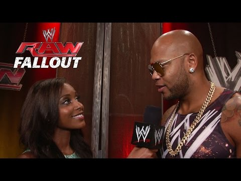 Flo Rida rocks the house! - Raw Fallout