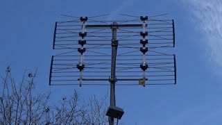 The best 8 Bay HD TV antenna