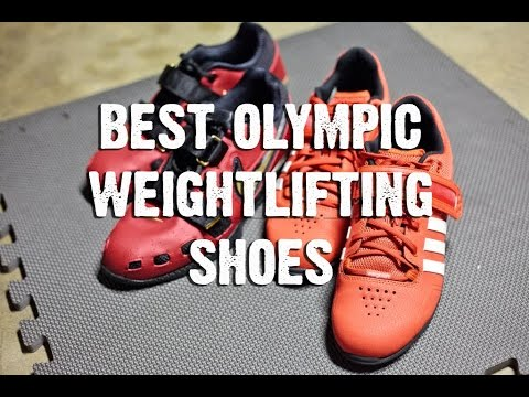 Best Olympic Weightlifting Shoes (In My Opinion) - YouTube 0b1eba79f62b