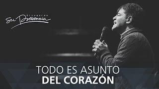 Todo es asunto del corazón - Orlando Reyes - 19 Abril 2015