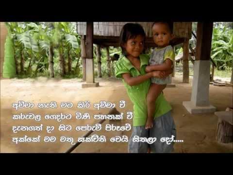 Amma nethi mata - Victor Ratnayake