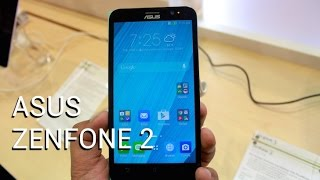 Asus Zenfone 2 Hands-on and Initial Impressions at MWC 2015