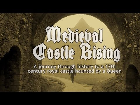 MEDIEVAL CASTLE RISING - A visit to a castle haunted by Quee