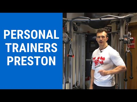 Best Personal Trainers in The Preston Area, Lancashire