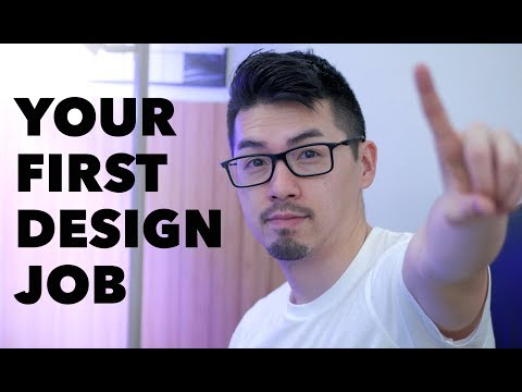 Your First Industrial Design Job. Here's What You Should Expect!
