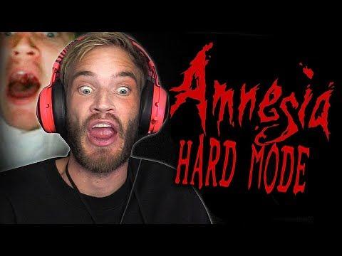 AMNESIA: IN HARD MODE? - - Amnesia: REPLAY Part 1