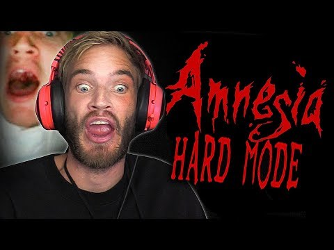 AMNESIA: IN HARD MODE? - Amnesia Part 1