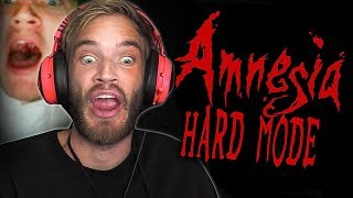 AMNESIA: IN HARD MODE? - - Amnesia: REPLAY Part 1