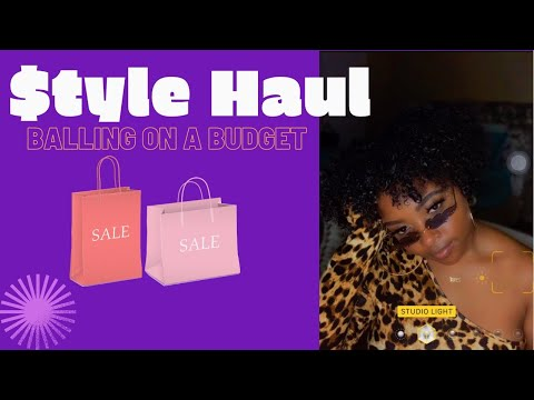 BALLING ON A BUDGET$ Clothing Haul (Pretty Little Thing, Fashion Nova Lovely Wholesale, Shein etc,) from YouTube · Duration:  13 minutes 34 seconds